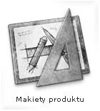 Makiety produktu
