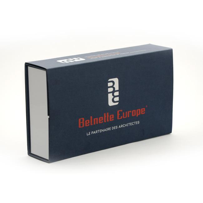 Pudełko reklamowe z etui