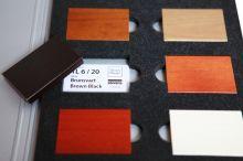 wzorniki piankowe drewna